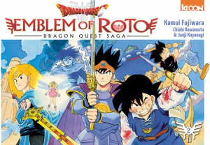 Dragon Quest : Emblem of Roto