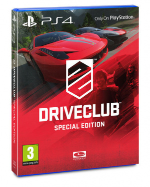 DriveClub : Des bonus sympas dans la version Special Edition