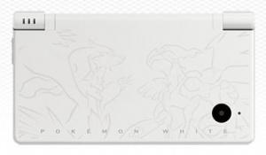 Des DSi aux couleurs de Pokémon  Version Noire/Blanche