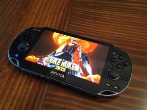 Duke Nukem 3D : Megaton Edition arrive sur Vita