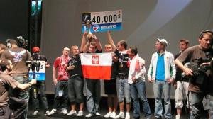 La Coupe du monde des jeux vidéo 2007 : La Pologne fait des étincelles