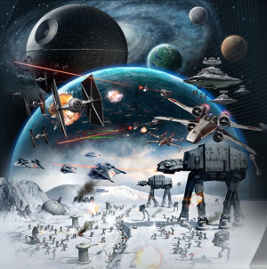 Star Wars : Empire At War s'offre un site
