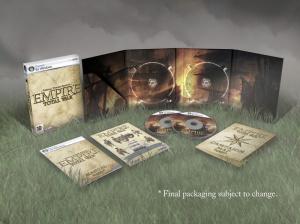 Empire : Total War sur Steam et en Edition Speciale