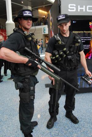 E3 2012 : Photos du salon - 2ème jour