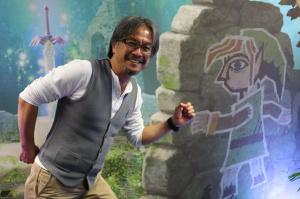 Interview de Eiji Aonuma (Zelda)