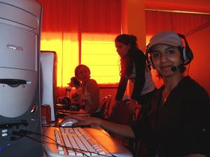 ESWC : Interview des Blue Web Girls