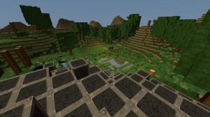 Un clone de Minecraft sur 360 !