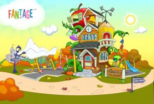 Fantage, un portail ludique pour les enfants