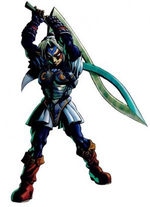 Envie d'avoir l'épée de Majora's Mask ?