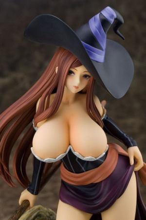 Une figurine Dragon's Crown