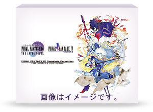 Une date et un Collector pour Final Fantasy IV Complete Collection
