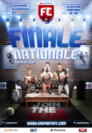 Finale de l'EA Sports FC en direct sur jeuxvideo.com