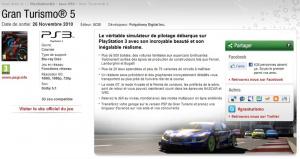 Un énième report pour Gran Turismo 5 ?