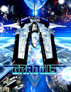 Gradius V arrive en Europe