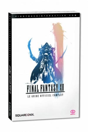 Le guide officiel FFXII par Piggyback