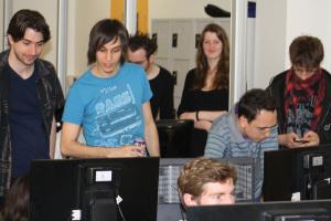 Les développeurs de demain font tester leurs jeux à Lyon