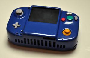 Une Gamecube portable en France !