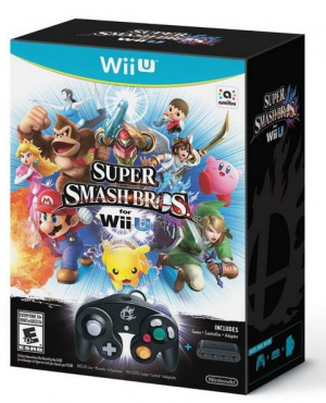Le Pack Super Smash Bros. Wii U + Manette Gamecube confirmé