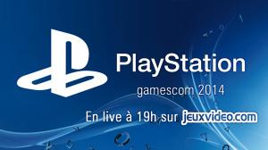 Gamescom 2014 : Conférence Sony, ce qu'il fallait retenir