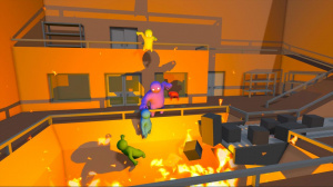 Double Fine présente Gang Beasts et remasterise Day of The Tentacle