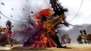 Hyrule Warriors : Ganondorf fait parler le fer, et plein d'infos
