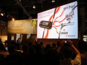 GC 2008 : Conférence Sony
