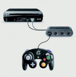 Le pad GameCube sur Wii U