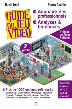 Le guide du jeu vidéo (3ème édition) disponible
