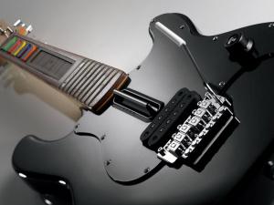 Logitech fournit de nouveau Guitar Hero
