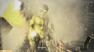 Godzilla dévaste tout en vidéo