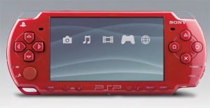 Kratos saigne la PSP
