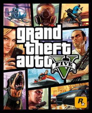GTA V : La jaquette officielle !