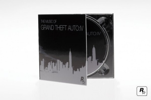 GTA IV : l'édition collector illustrée