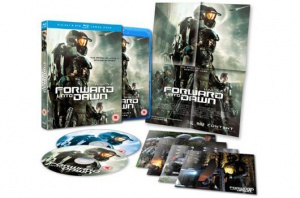 Halo 4 - Forward Unto Dawn en blu-ray et DVD