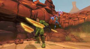 Le MMO Halo annulé