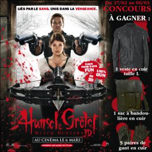 Concours Hansel et Gretel