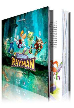 L'histoire de Rayman aux Editions Pix'n Love
