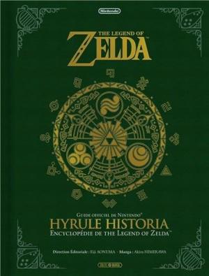 Sortie de l'encyclopédie de The Legend of Zelda