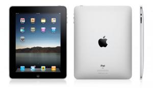 Apple dévoile l'iPad
