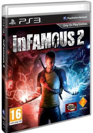 InFamous 2 : l'édition spéciale se précise