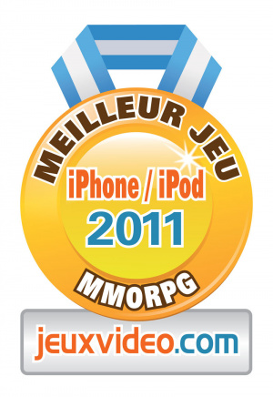 iPhone/iPod - MMORPG