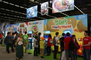 Japan Expo 2014 : Le jeu vidéo a le vent en poupe