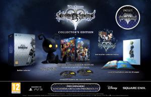 L'édition collector de Kingdom Hearts HD 2.5 ReMIX dévoilée