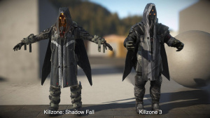 Killzone : Comparatif PS3 / PS4