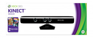 Un bundle Kinect + Child of Eden