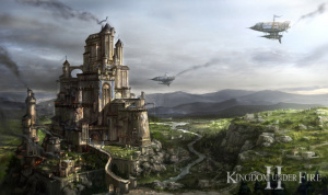 Kingdom Under Fire II pour 2009