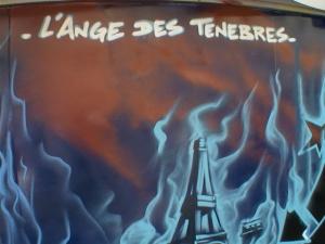 Paris aux couleurs de Lara
