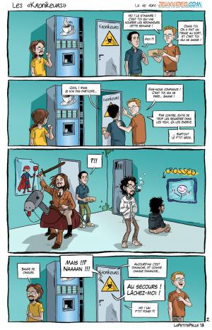 Nouveau : LaPetitePelle dessine jeuxvideo.com - N°1