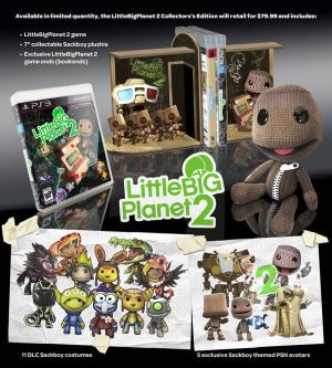 Une date et une édition collector pour LittleBigPlanet 2