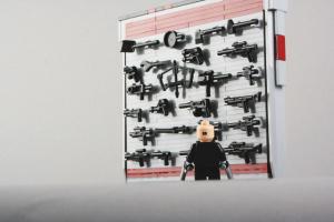 Un Lego Hitman presque réel